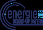 Das Logo des Wettbewerbs Energie Start-up Bayern